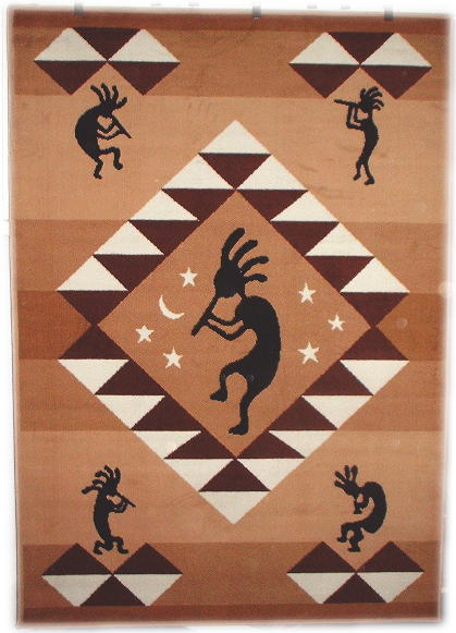 kokopelli products of el paso rugs